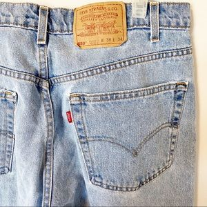 Levi's vintage 550 relaxed fit classic jean